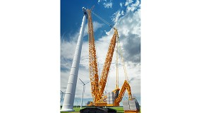 Foto de Liebherr presenta la nueva grúa sobre orugas de 700 toneladas: LR 1700-1.0