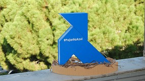 Foto de Aspapel celebra una gala virtual de entrega de premios Pajaritas Azules