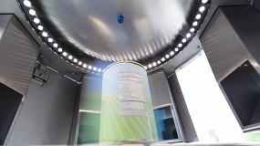 Foto de La solución de inspección por visión independiente V15 Round Line de Mettler Toledo mejora sus capacidades de diligencia debida
