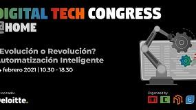 Foto de MetalMadrid, Empack y Logistics & Automation organizan su primer Digital Tech Congress