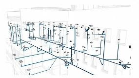 Foto de Construcción modular de sistemas de tuberías en proyectos relevantes