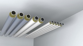 Foto de Eficiencia, confort y seguridad: tres pilares para el correcto aislamiento de redes de tuberías