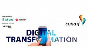 Foto de Arranca el proyecto de transformación digital de Conaif con el lanzamiento de encuestas para conocer el nivel de digitalización de los instaladores