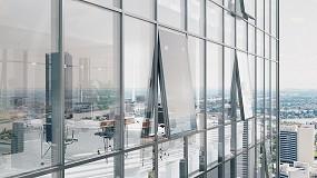 Foto de Reynaers Aluminium redesenha soluções de abertura para o exterior em fachadas