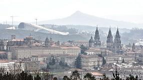 Foto de Santiago de Compostela se colocará