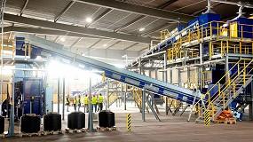 Foto de Stadler y Tomra crean en Malmoe (Suecia) la primera planta de clasificación textil del mundo totalmente automatizada