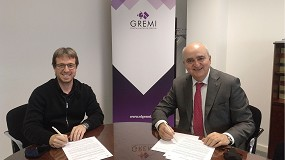 Foto de Salvador Escoda S.A firma un convenio de colaboración con el Gremi d'Instal·ladors de Girona