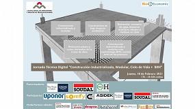 Foto de Construcción Industrializada, Modular, Ciclo de Vida + BIM