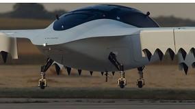 Foto de Aciturri desarrollará para Lilium el fuselaje y las alas de su aerotaxi eléctrico
