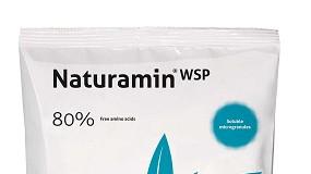 Foto de Naturamin - WSP, 80% de aminoácidos libres para una mayor productividad del cultivo