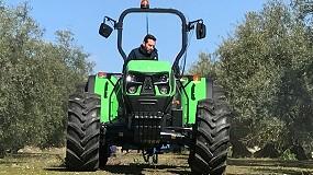 Foto de ASAJA Jaén organiza un curso de prevención de riesgos laborales sobre maquinaria agrícola