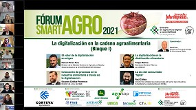 Foto de Más de 400 profesionales asisten a la tercera edición del Fórum Smart Agro