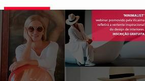 Foto de Vicaima promove webinar sobre projetos de referência