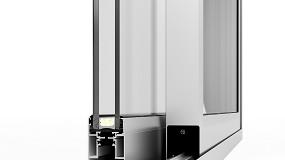 Foto de B.095 Extrusal: o sistema deslizante que combina a sustentabilidade e a personalização