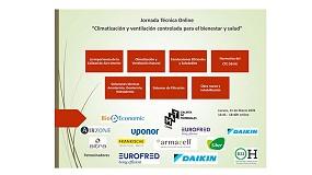Foto de Jornada online de BioEconomic 'Climatización + Ventilación Controlada para el bienestar y la salud'