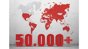 Foto de Hidromek supera las 50.000 máquinas vendidas en todo el mundo