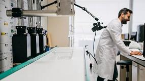 Foto de Ainia diseña un equipo industrial capaz de detectar en tiempo real defectos en la totalidad de la producción de envases plásticos termosellados