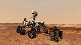Foto de Los imanes de IMA están en Marte
