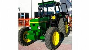 Foto de Los tractores con estructuras de 4 ó 6 postes revestidas podrán superar la ITV en Castilla-La Mancha