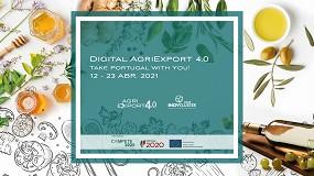 Foto de Agroalimentar: Digital AgriExport 4.0 potencia as exportações nacionais do setor