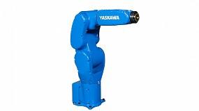 Foto de Yaskawa lanza el nuevo robot de 6 ejes GP4