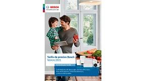Foto de Nueva tarifa de precios Bosch Residencial para agua caliente y climatización