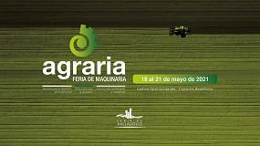 Foto de Feria de Valladolid confirma que Agraria será presencial del 18 al 21 de mayo