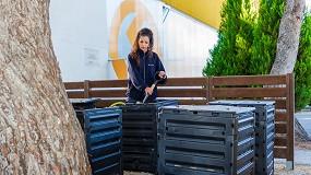 Foto de Ensayan nuevos acolchados compostables que facilitarán la gestión de los residuos agrarios