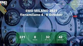 Foto de EMO Milano 2021 procura atrair expositores coreanos