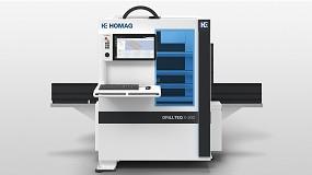 Foto de Homag presenta el centro de mecanizado CNC vertical Drillteq V-200