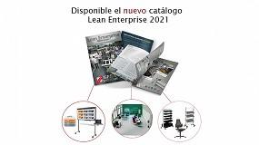 Foto de Nuevo catálogo de Lean Manufacturing/Gestión Visual/Industria 4.0 de Sesa- Systems