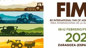 Foto de FIMA 2022 se celebrará del 8 al 12 de febrero en Feria de Zaragoza