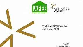 Foto de AFEB y Alliance Value presentan los retos más inminentes de las empresas de ferretería y bricolaje
