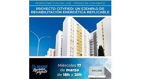 Foto de Monográfico Online 'Distrito de Torrelago: un ejemplo de rehabilitación energética replicable'