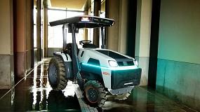 Foto de CNH Industrial apunta al tractor autónomo y eléctrico con su participación en el fabricante Monarch