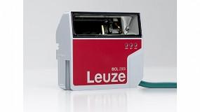 Foto de Leuze lanza el el nuevo lector fijo de código de barras BCL 200i