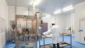 Foto de Divertec apresenta equipamentos para a área de seleção e de dosificação com as novas representadas Dosimaq e Herbert/Key technology