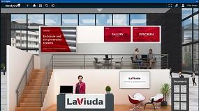 Foto de LaViuda elige R+T Digital para presentar sus novedades de producto