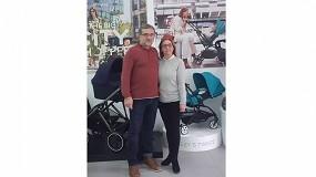 Foto de Entrevista a Susana Guillen y Juan Julio Navarro, gerentes de Bebísimo (Valencia)