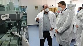 Foto de Comienza el proceso de modernización del Laboratorio Central Veterinario de Algete (Madrid)