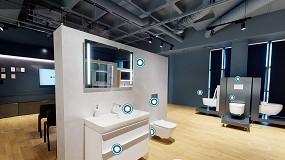 Foto de Geberit inaugura showroom virtual