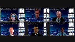 Foto de Mesa redonda de expertos internacionales sobre: Incorporación de innovaciones, nuevos equipos y diseños en el mercado