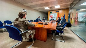 Foto de Tecnifuego presenta su propuesta para optimizar la gestión de las centrales receptoras de incendios a Emergencias 112 de la Comunidad de Madrid