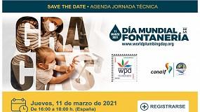 Foto de Conaif organiza una jornada técnica para celebrar el Día Mundial de la Fontanería