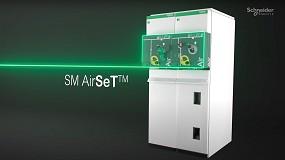 Foto de Schneider Electric apresenta o SM AirSeT: a sua nova gama de quadros elétricos MT sem SF6