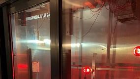 Foto de Ensatec instala uma nova câmara de ensaio climática para testar o desempenho de janelas e portas entre diferentes ambientes