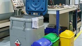 Foto de El paño de limpieza de Mewa se integra en los procesos industriales 4.0