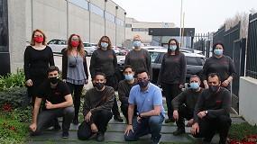 Foto de IMA amplía su plantilla un 15% durante la pandemia