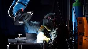 Foto de Los riesgos que generan los humos de soldadura sobre la salud y cómo reducirlos en el taller