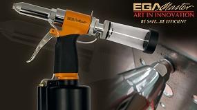 Foto de EGA Master presenta sus nuevas remachadoras neumáticas
